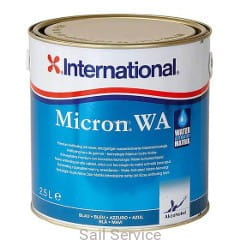 Farba antyporostowa Micron WA 750 ml INTERNATIONAL